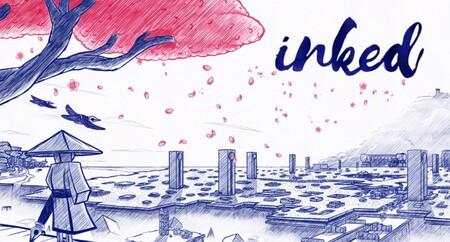 Inked, una deliciosa aventura dibujada a bolígrafo que llega hoy a iOS y Android