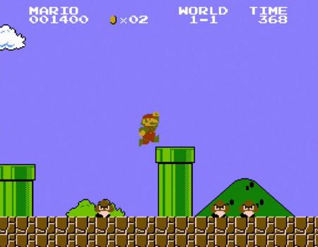 Super Mario Bros Nes Mini