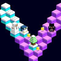 Totes the Goat, el juego para móviles que se asemeja al clásico Q*Bert, dará el salto a Nintendo Switch en marzo