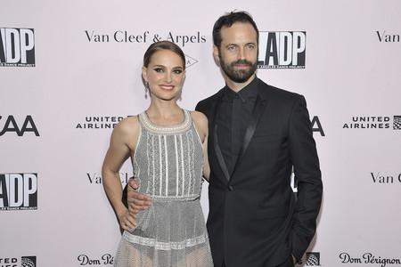 Natalie Portman arriesga y gana con este vestido de Dior en la Gala Dance Project de los Angeles