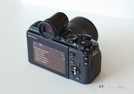 Toma Contacto Canon Eos M6 Markii 3