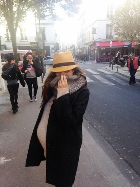 Sara Carbonero París