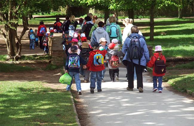 Excursiones en el colegio 1