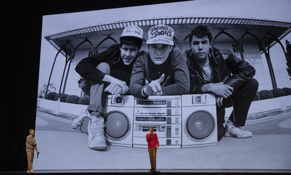 'La historia de los Beastie Boys': Apple TV+ triunfa con la magistral puesta en escena de Spike Jonze de las memorias de la banda