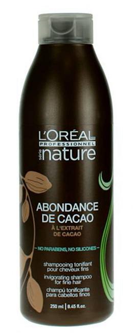 Champú Abondance de Cacao L