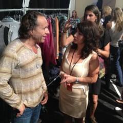 Foto 17 de 27 de la galería el-backstage-de-custo-en-la-nyfw en Trendencias Belleza