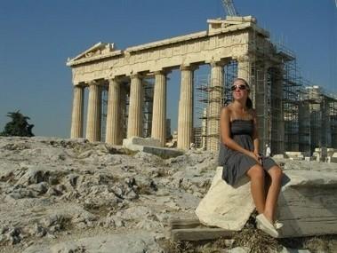 Nuevo programa del Gourtmet.com, Narda en Grecia