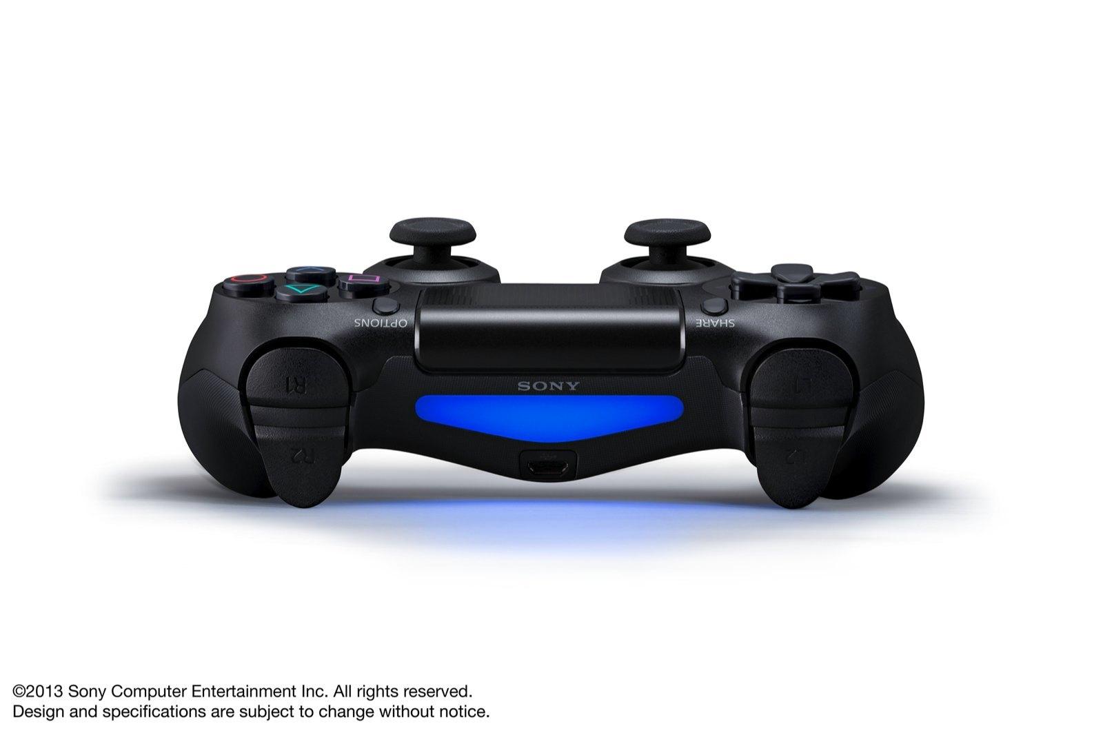 Foto de DualShock 4, el nuevo mando de PS4 (13/14)