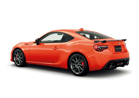 Toyota Gt86 Solar Orange Limited Edition 6