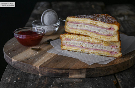 Sándwich Montecristo: la mejor receta de uno de los sándwiches más populares de los EEUU