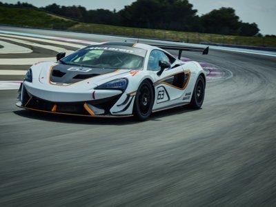 McLaren 570S Sprint, el auto que en las pistas, se siente como en casa