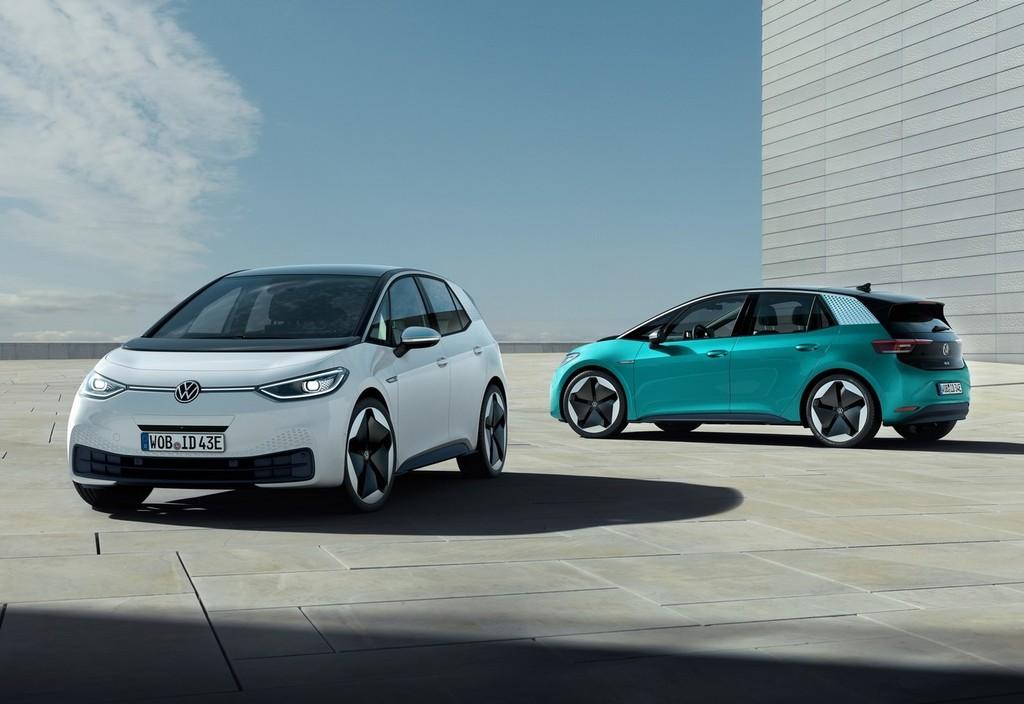 Volkswagen ID.3: los secretos de la plataforma MEB para coches eléctricos de Volkswagen