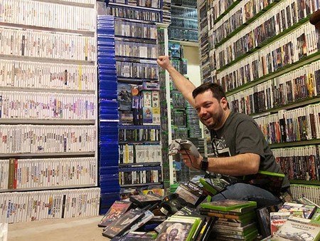 Largest Collection Of Video Games