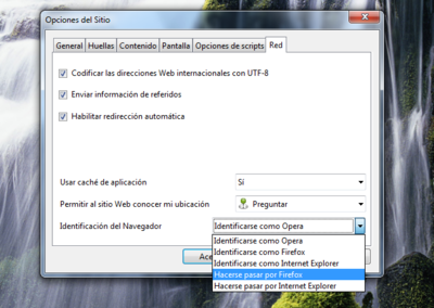 Haz funcionar en Opera servicios incompatibles como Google Instant Preview o el chat de Tuenti