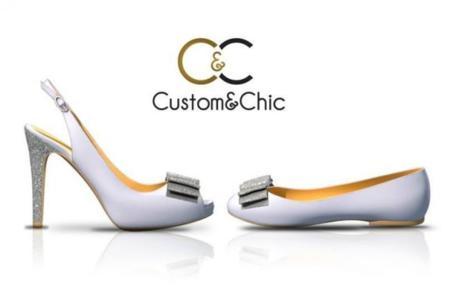 ¿Quieres crear tus propios zapatos? Custom & Chic