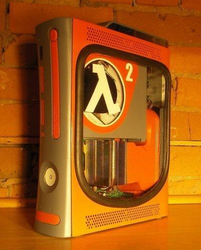 Mod de la Xbox 360 sobre el Half-Life 2