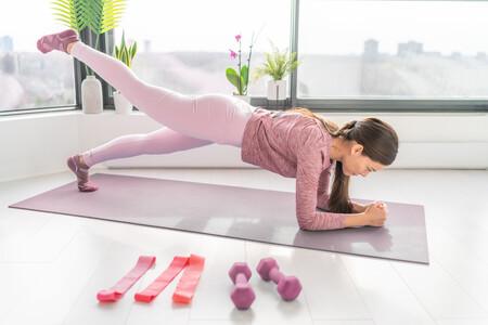 11 variaciones del plank para entrenar tu abdomen y zona media