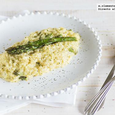 Doce originales recetas de risotto para el picoteo del finde