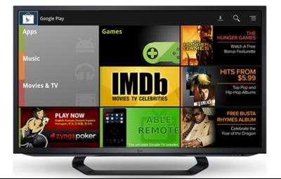 Google TV por fin se pone serio con su propio contenido
