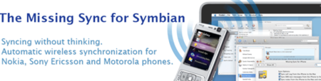 Missing Sync for Symbian, sincroniza tus datos