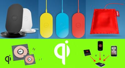 Qi, la carga inalámbrica que adoptará el Nokia Lumia 920