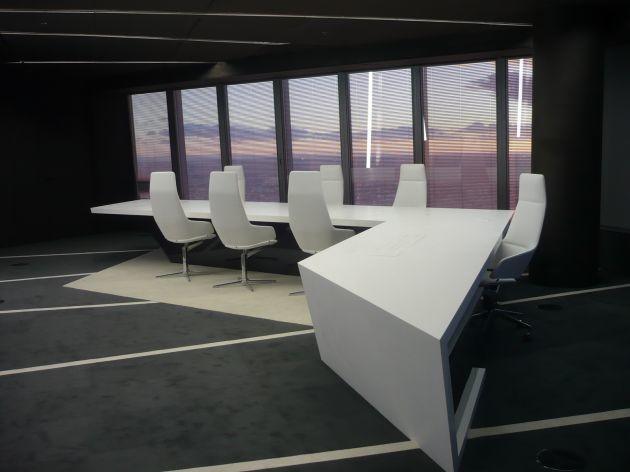 Foto de Espacios para trabajar: las nuevas oficinas de la Mutua (9/14)