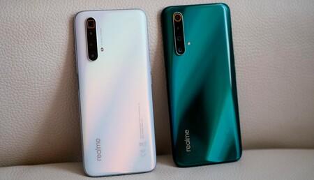 Los mejores móviles de Realme en calidad precio en oferta hoy por el Black Friday 2020