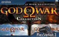 'God of War Collection'. Análisis