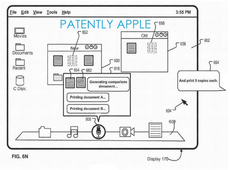 Foto de Patente de Siri para OS X (13/17)