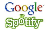 Google podría estar negociando con Spotify la creación de un servicio de música conjunto