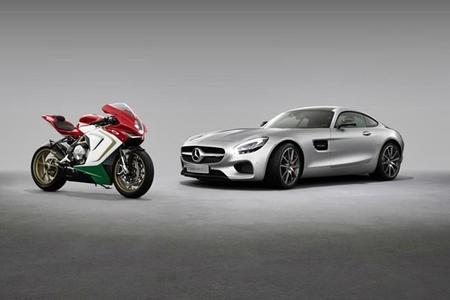 Es oficial: Mercedes-AMG adquiere el 25% de MV Agusta