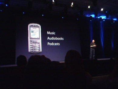 Rokr, el móvil de Apple y Motorola