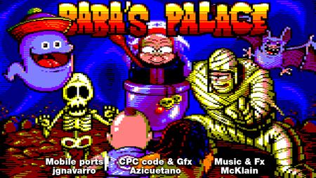 Baba's Palace: un juego de puzzles hecho para Amstrad en España llega a Android