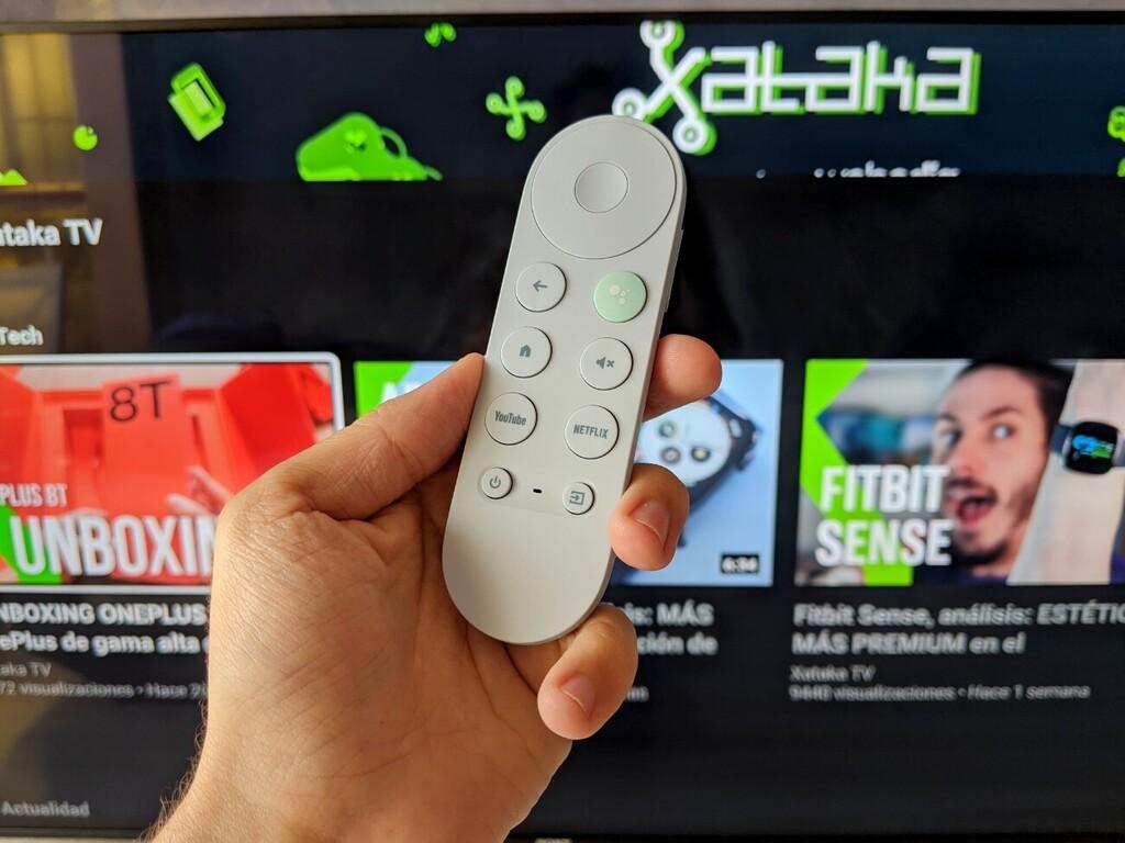 Cómo restablecer de fábrica el Chromecast con Google TV