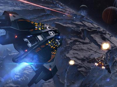 Tras años de búsqueda un usuario logra encontrar vida alienígena en Elite: Dangerous
