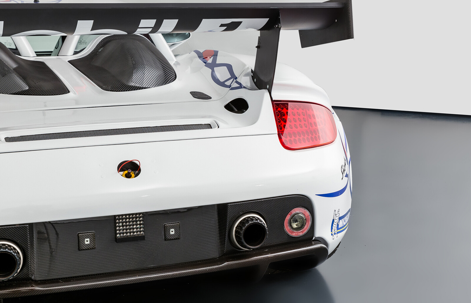 Foto de Porsche Carrera GT-R (2005) (8/16)