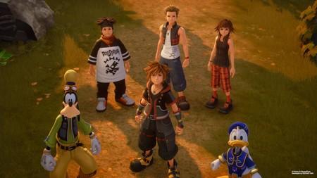 Aquí tenéis la épica intro cinemática de Kingdom Hearts III