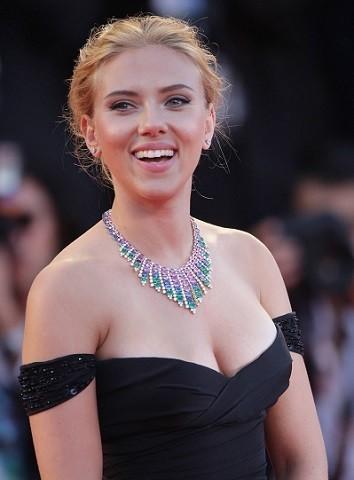 El gran año de Scarlett Johansson