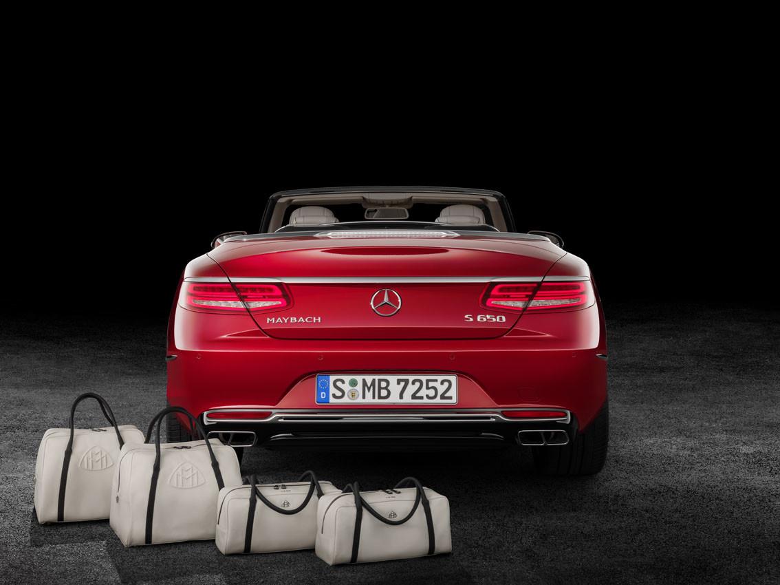 Foto de Mercedes-Maybach S 650 Cabrio (17/37)