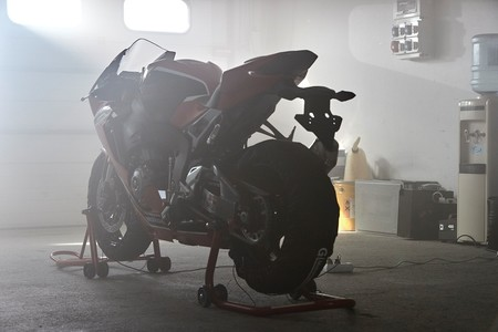 Honda Cbr1000rr Fireblade 3