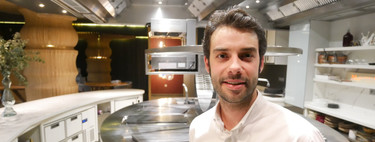 Tiene 32 años, pero ya ha abierto tres restaurantes con estrella Michelin: probamos en Gaytán la cocina fulgurante de Javier Aranda