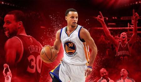 Stephen Curry protagoniza el nuevo tráiler de NBA 2K16 y nos muestran un poco del juego en acción