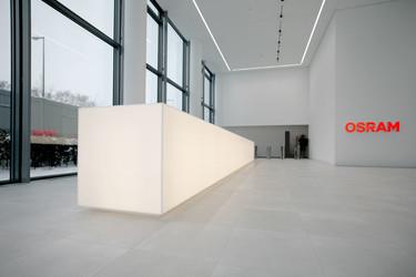 Espacios para trabajar: la sede central de OSRAM en Múnich