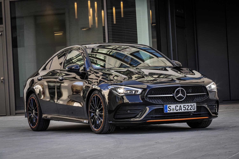 Foto de Mercedes-Benz CLA Coupé 2019, toma de contacto (147/248)