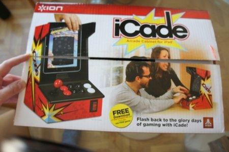 Caja de iCade