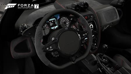 Forzamotorsport7 Previewscreenshot Paganiinterior Wm 3840x2160