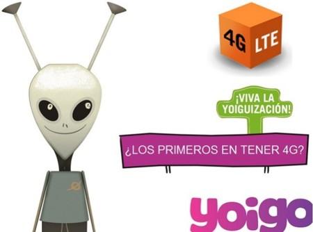 Yoigo 4G LTE