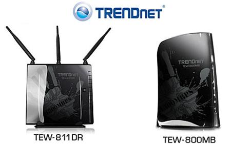 TRENDnet presenta sus primeros dispositivos compatibles con 802.11ac de hasta 1,3 Gbps