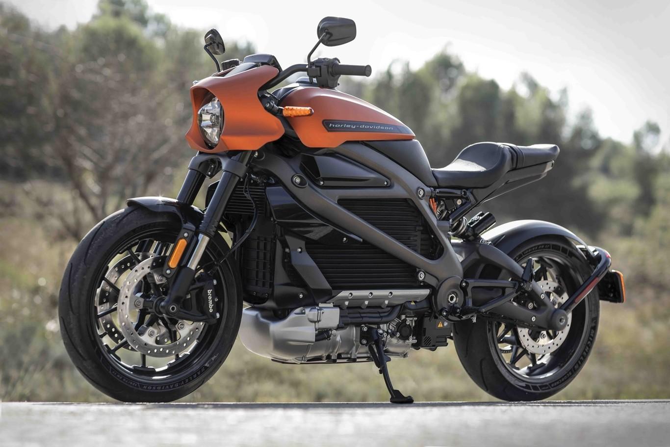 Harley-Davidson concreta datos de su moto eléctrica  hasta 225 km de  autonomía y 0-96 km h en 3 segundos 7b96fbd2000