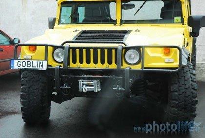Hummer H1 Goblin